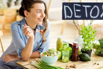 Детоксикація: підтримка функції печінки за допомогою харчування